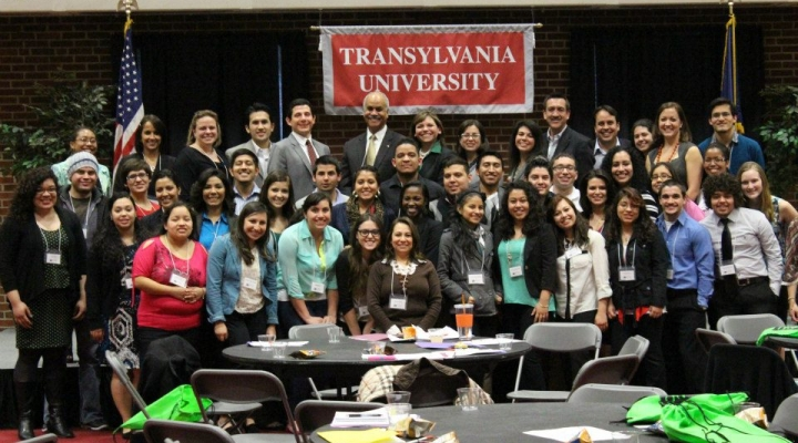 Latino Leadership and College Experience Camp 2013
